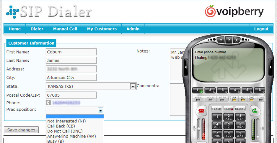"Our free ""Predictive Dialer"" vs our free ""Power Dialer"" SIPDialer"