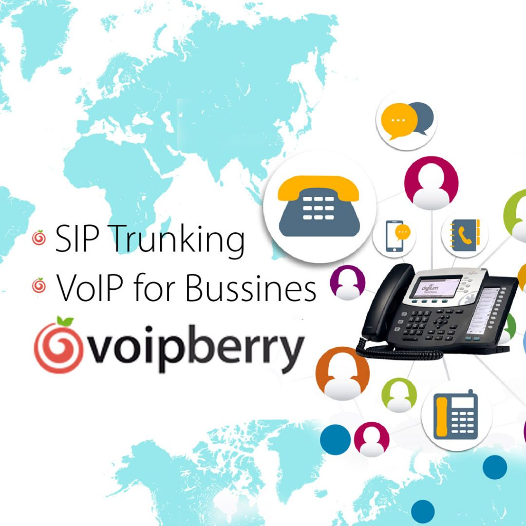 SIP Trunking for business with unlimited channels