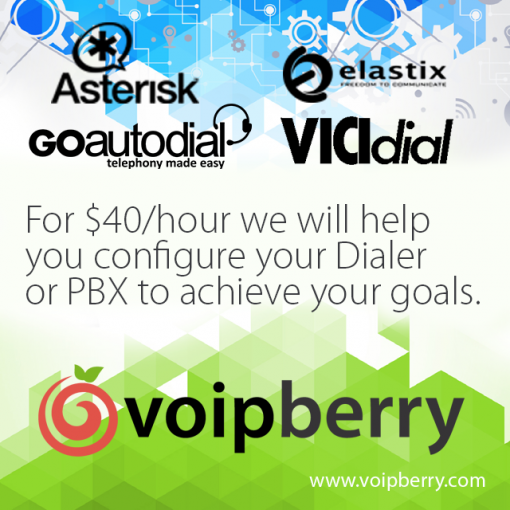 VICIdial, GOautodial, Asterisk, Elastix paid support