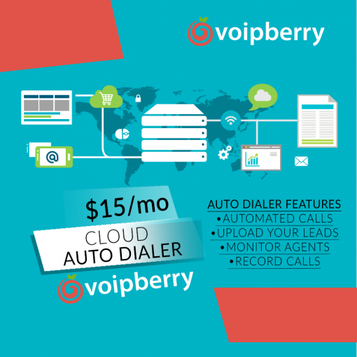Auto Dialer VoIP, Call Center VoIP